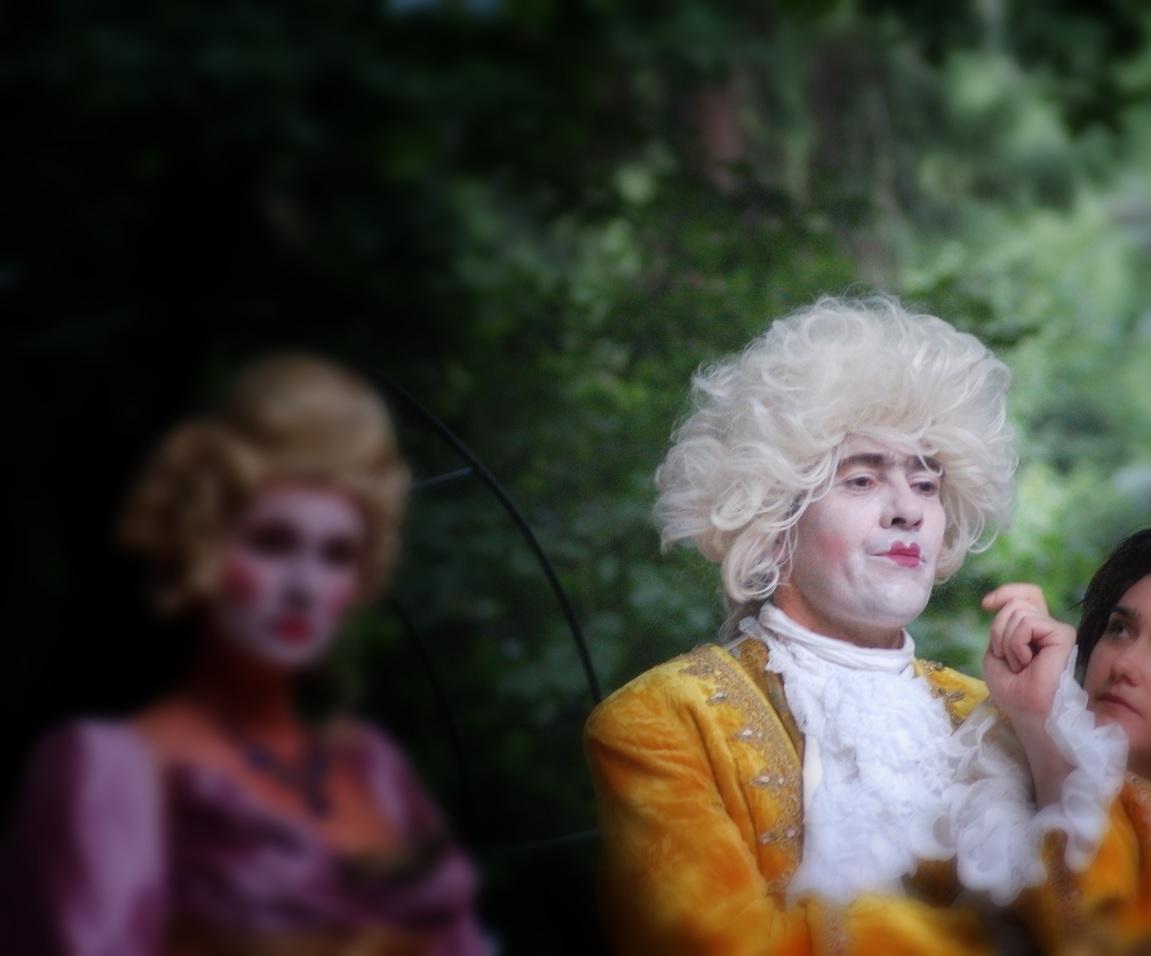 ¿Orfeo, Fígaro o Rigoletto?  Un sombrero de tres picos para una misma cabeza