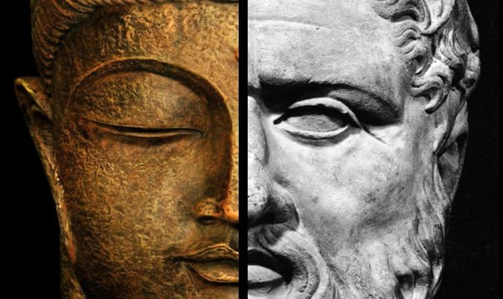 Oriente y Occidente en diálogo (en torno a los problemas fundamentales de la filosofía)