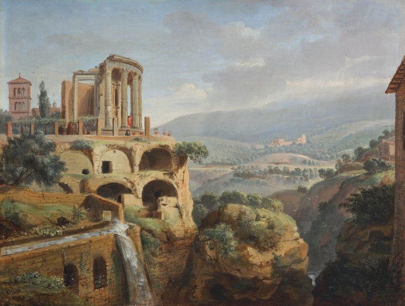 El viaje de Goethe a Italia